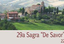 La Sagra del Savor a Montegelli, nella valle del Rubicone