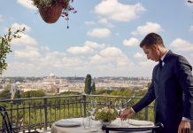 Una cena gourmet a Roma con Stefano Marzetti e Alfonso Crisci