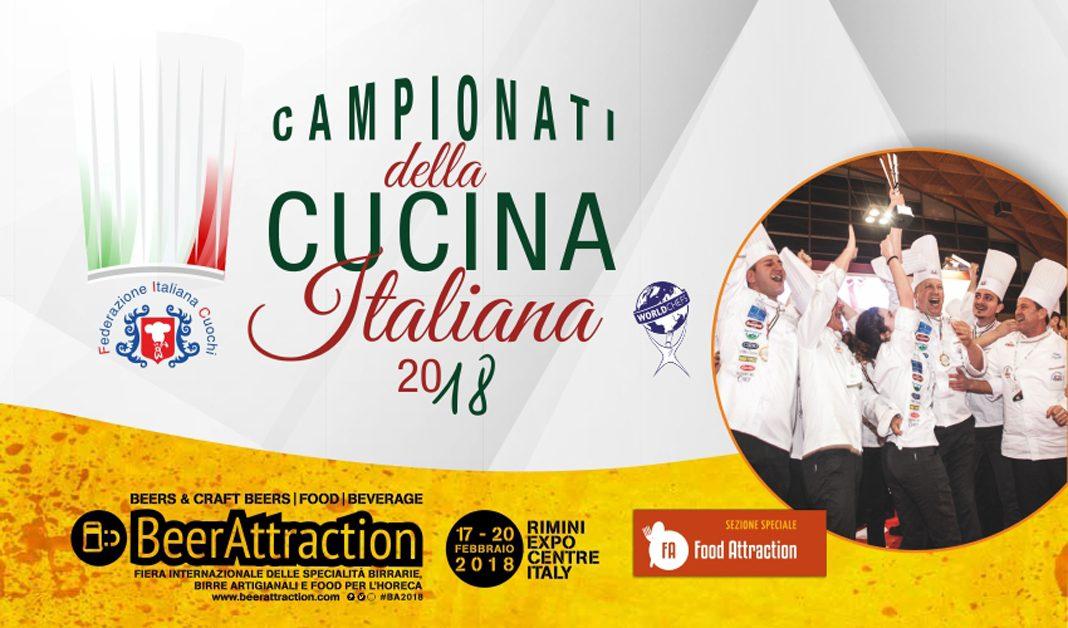 Approda a Rimini Food Attraction, con le eccellenze dalla cucina ...