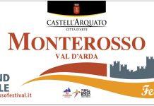Nel fine settimana ritorna il Monterosso Val d'Arda Festival