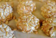Prodotti tipici locali: il kinzica pisano, dolcetto con pinoli