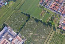 Effimero e dinamico: è il Labirinto di Alfonsine, unico al Mondo