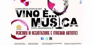 Al via questa sera Vino è Musica a Grottaglie, in Puglia