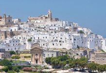 Città, paesi e borghi d'Italia: Ostuni, la città bianca del Salento