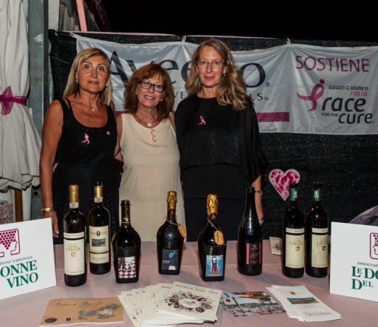 Le Donne del Vino in prima linea nella lotteria solidale contro l'epilessia