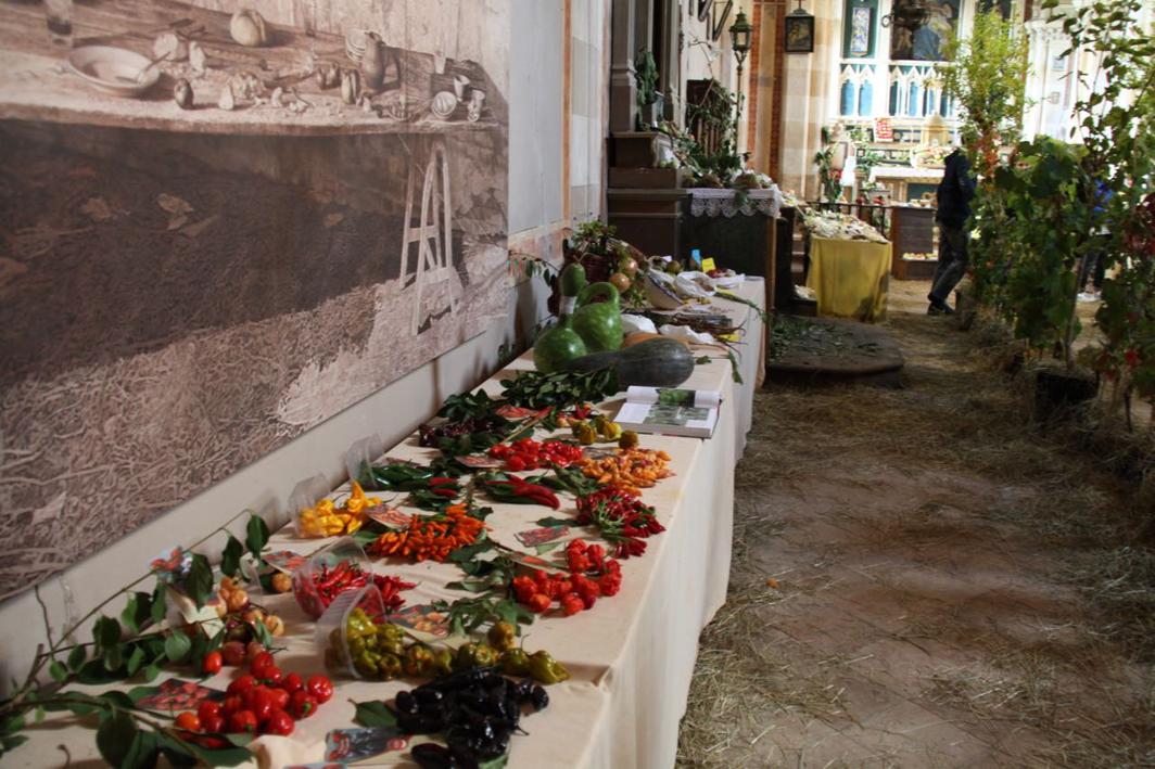 Fine settimana con la Fiera dei Frutti dimenticati di Pennabilli