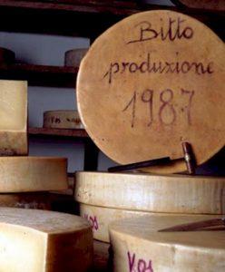Il formaggio Bitto della Valtellina, eccellenza italiana