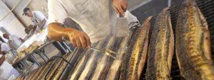 L'anguilla di Comacchio, regina della tavola