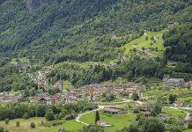 Crodo, il paese delle acque minerali e del Crodino