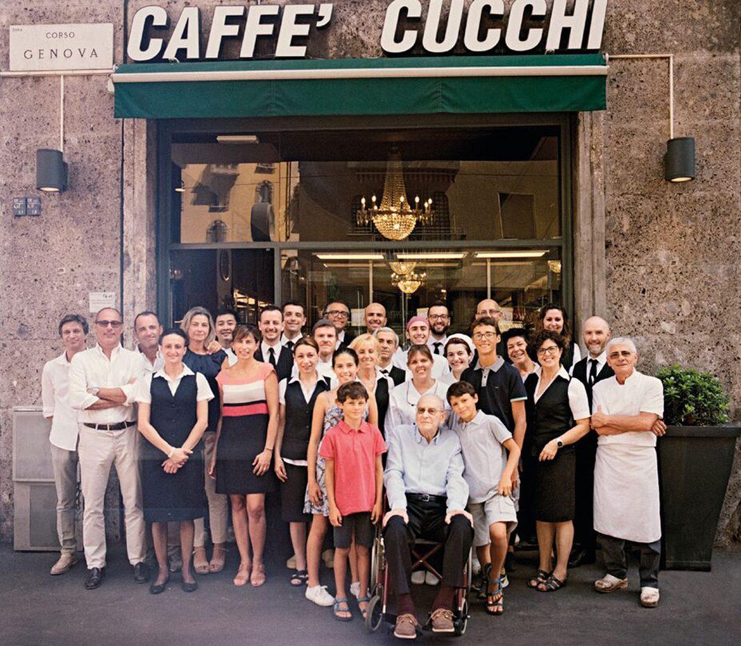 La storia della Pasticceria Cucchi inaugura il Progetto Tavola a Milano
