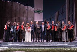 Il Premio Bellussi Valdobbiadene 2017 aggiudicato alla giovane soprano Laetitia Vitelaru