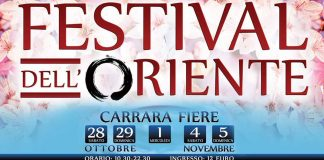 Al via a Carrara il Festival dell'Oriente