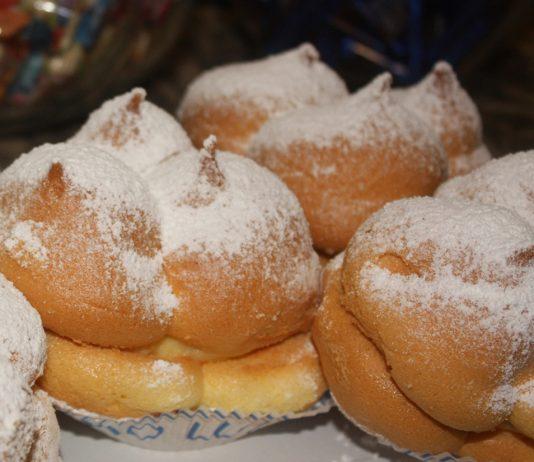 Le Sise de Mòneche, il dolce tipico di Guardiagrele