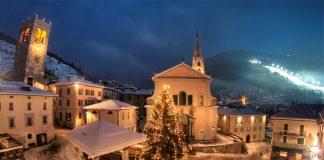 Tutto pronto per i tradizionali mercatini di Natale anche in Valtellina