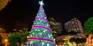 Fine anno a Singapore: un alternativo Natale ai Tropici
