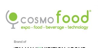Al via Cosmofood di Vicenza dedicata al mondo food