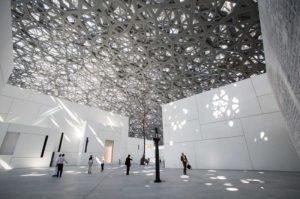 Anche le Marche all'inaugurazione del Louvre Abu Dhabi