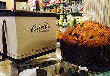 La Pasticceria Cucchi a Panettone Party a Milano col suo dolce meneghino