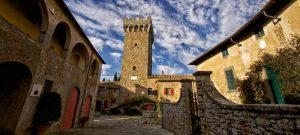 Gargonza in Valdichiana, un borgo fuori dal tempo