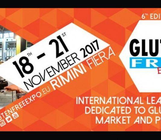 Al via sabato a Rimini Gluten Free Expo & Lactose Free Expo