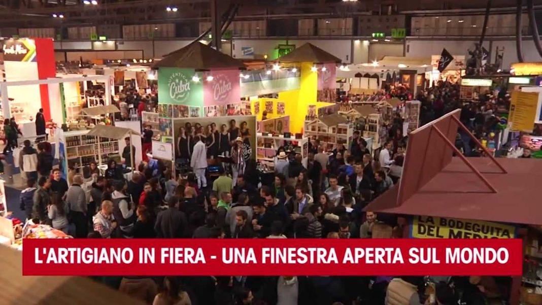 La gastronomia e l'artigianato della Valtellina a L'artigiano in fiera a Milano