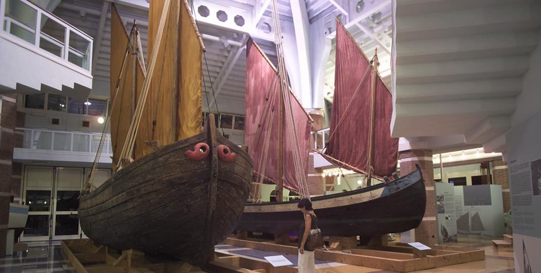 Apre al Museo della Marineria di Cesenatico la mostra Vento del Mediterraneo