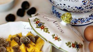 Anche la Romagna con Casa Artusi e Cervia al Fico di Bologna