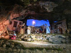 Tradizioni natalizie: il Presepe della Solfatara di Predappio Alta