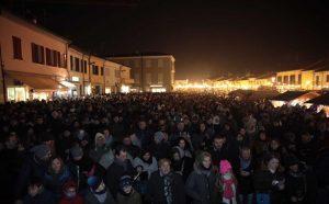 Capodanno in Romagna, festa magica a Cesenatico