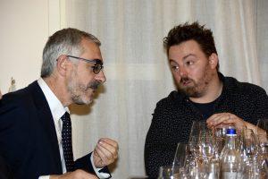 Il giornalista Pier Bergonzi è l'ambasciatore dei vini dell'Emilia Romagna 2018