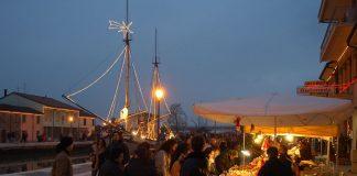 A Cesenatico è tutto pronto per i turisti di Natale e Santo Stefano