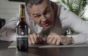 La pubblicità che sfrutta la pubblicità, il caso di Responsibly the beer