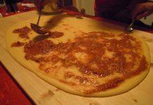 L'antivigilia di Natale a Salisano, con la Sagra della polenta e della padellaccia