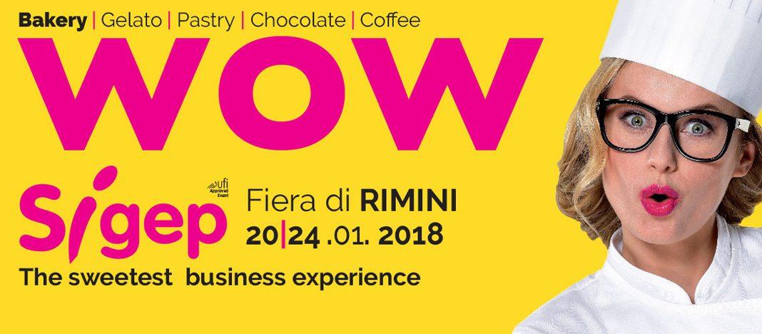 Sigep 2018 a Rimini, il meglio delle eccellenze dolciarie del pianeta