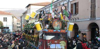 Carnevale gourmet ad Acqualagna, dove il Tartufo nero si lancia come coriandoli