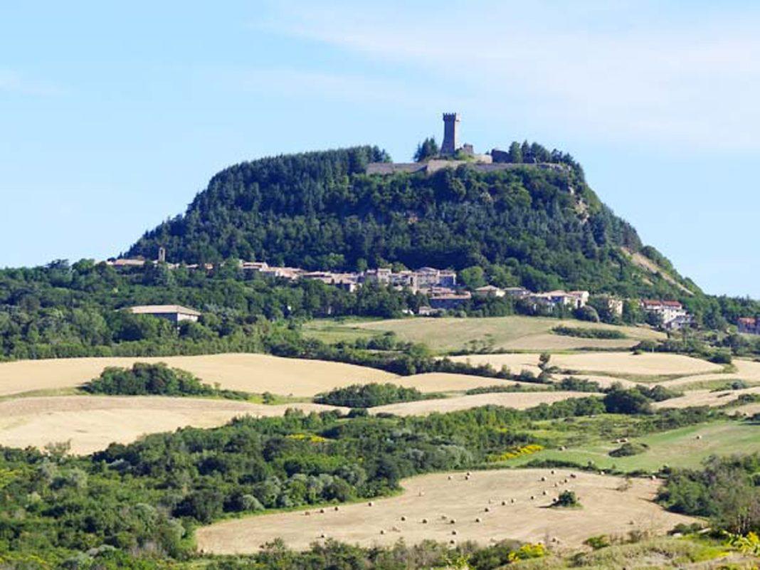 Borghi d'Italia: Radicofani, borgo medioevale della Val d'Orcia