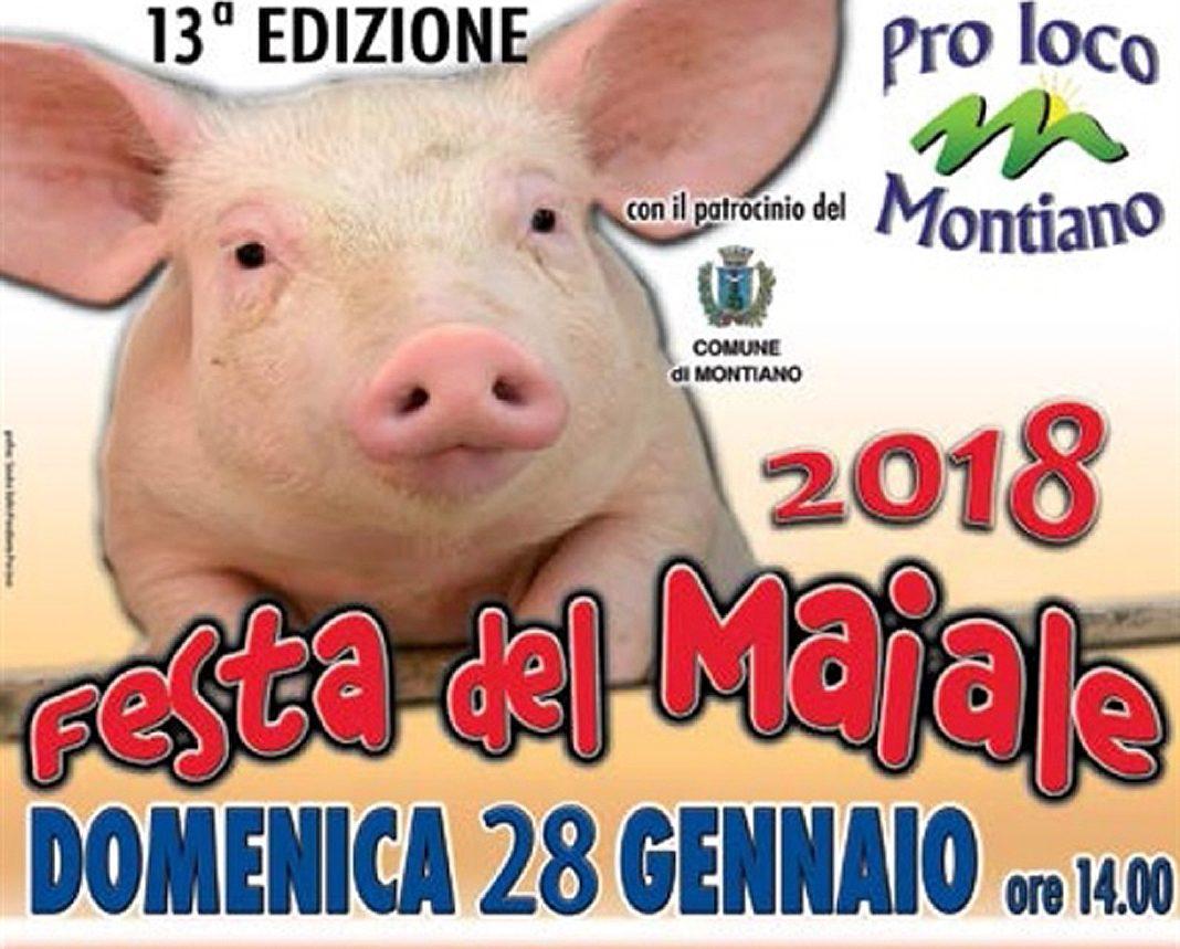 A Montiano, sulle colline della Romagna, torna la Festa del Maiale