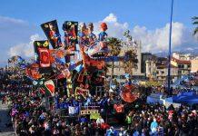 Il Carnevale di Cento, cinque domeniche di festa e divertimento