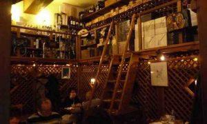Al Brindisi di Ferrara; un salto nel medioevo all'osteria più antica del mondo