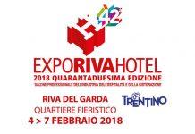 Tutto pronto a Riva del Garda per l'edizione 2018 di Expo Riva Hotel