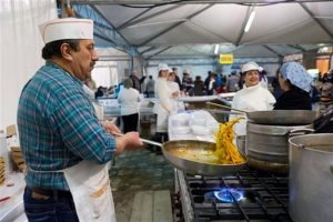 Festa de Bagòin a San Mauro Pascoli, tre giorni col maiale