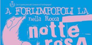 Per i ghiottoni arriva la Notte Rosa del Maiale a Forlimpopoli