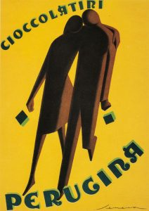 I manifesti pubblicitari d'anteguerra di Federico Seneca in mostra a Treviso