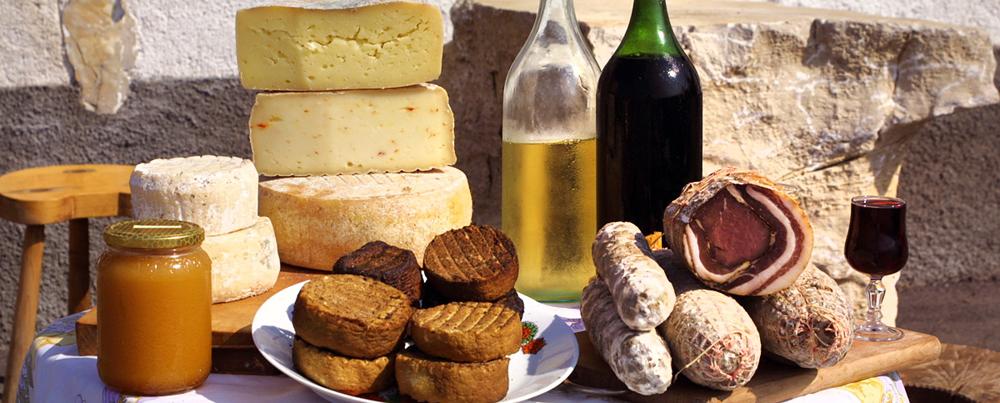 Nasce treccani gusto dedicato al cibo italiano fonte di for Roma prodotti tipici