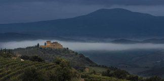 Un posto magico in Val d'Orcia, il Castello di Velona