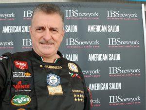 """Dovilio Nardi, lo """"scultore della pizza"""", Presidente del World Masterchef Society di Londra"""