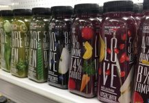 Gli estratti di frutta e verdura InsalArte eletti prodotto dell'anno