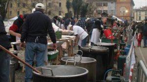 A San Martino in Rio arriva Ciccioli in piasa, le Terme del colesterolo
