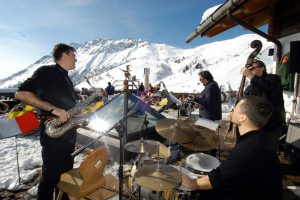 Dolomiti Food Jazz; cibo, vino, birra e buona musica in alta quota