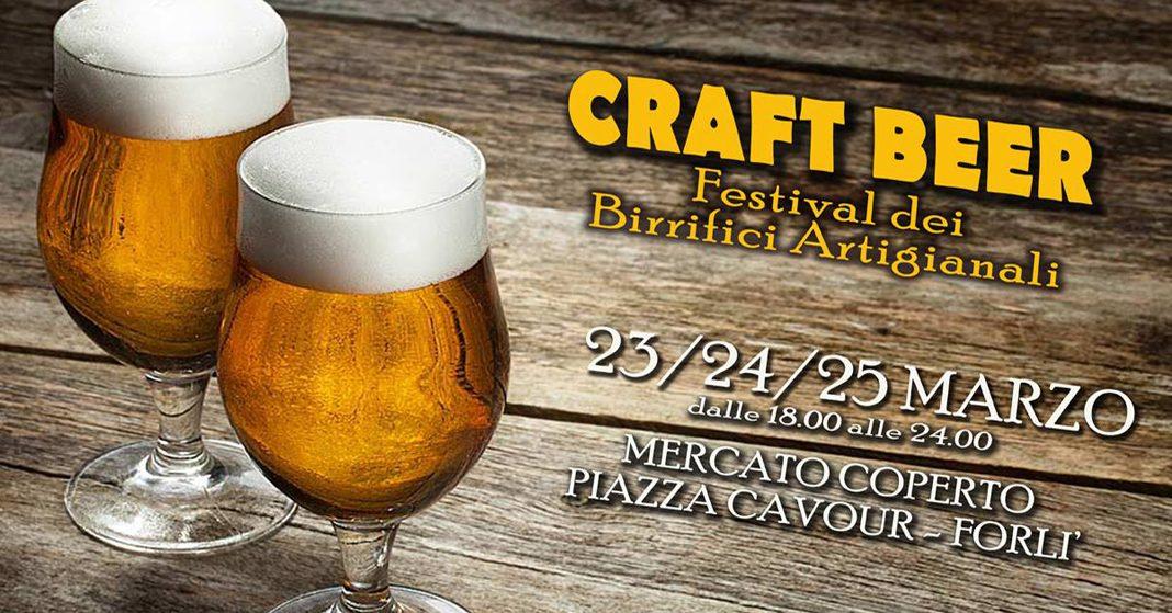 Arriva il Craft Beer Festival a Forlì, week end delle birre artigianali
